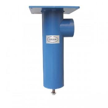 Deckenhalter, Verlängerungsrohr für Absaugarm