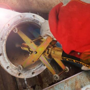 Rohrinnenstrahlgerät PBT-1 (ID 75 - 300 mm)
