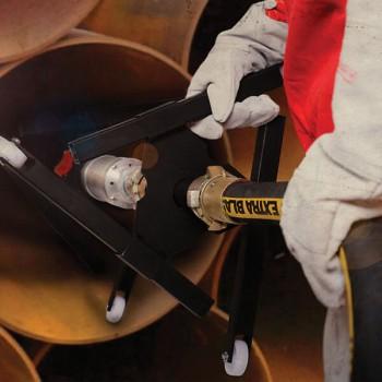 Rohrinnenstrahlgerät PBT-2 Rotoblast (ID 300 mm - 900 mm)