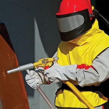 Power Gun Injektor-Strahlpistole