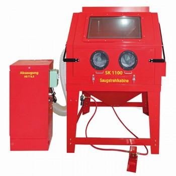 Sandstrahlkabine SK-1100