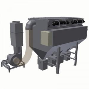 Patronenfilteranlage MBX-6000-8 inkl. Schaltkasten