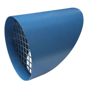 Abluftstutzen AST 45° (Ø 100 - 800 mm)