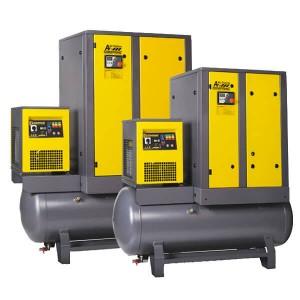 Schraubenkompressor Serie-ARD