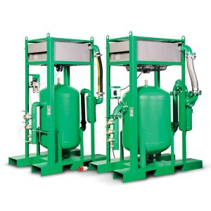 Druckluft-Entfeuchtungssystem MEX (20-45 m³/min)