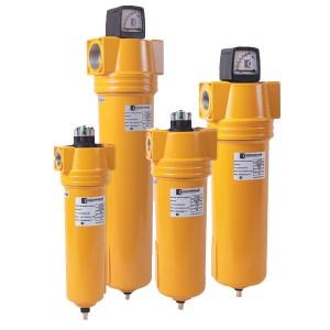 Druckluftfilter AF, ohne Filter (1,2-46 m³/min)