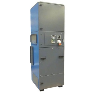 Filteranlage FL (bis max. 8200 m³/h, 5 kPa)