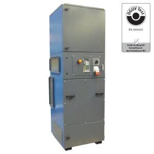 Filteranlage FL/W3 (bis max. 8200 m³/h, 5 kPa)