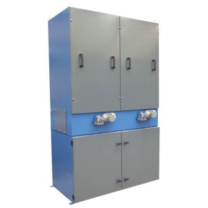 Filteranlage FRS 40, ohne Ventilator (max. 6000 m³/h, 10 kPa)