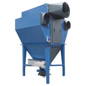 Jet-Filteranlage QFG (bis max. 45000 m³/h, 5 kPa)