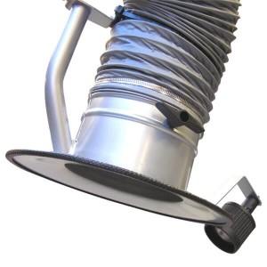 Licht für Trichter am Absaugarm (12V,20W)