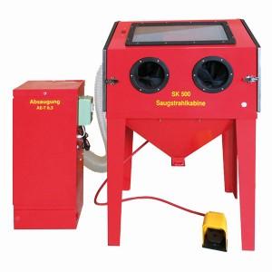 Sandstrahlkabine SK-500