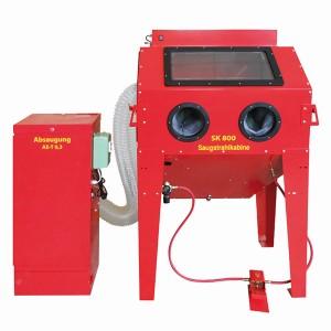 Sandstrahlkabine SK-800