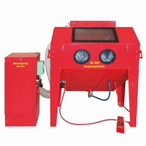 Sandstrahlkabine SK-900