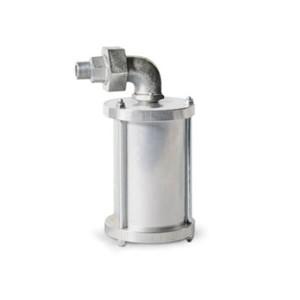 Schalldämpfer für Fernbedienungsventil RCV-0