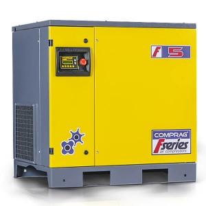 Schraubenkompressor F-Serie, 0,5-1,1 m³/min (5,5-7,5 kW)