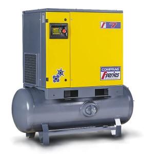 Schraubenkompressor FR-Serie, 0,5-1,1 m³/min (5,5-7,5 kW)