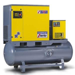 Schraubenkompressor FRD-Serie, 0,5-1,1 m³/min (5,5-7,5 kW)