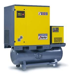 Schraubenkompressor FRD-Serie, 1,3-2,3 m³/min (11-15 kW)