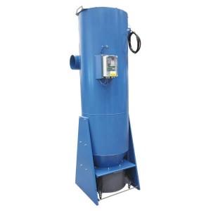 Zyklon-Filteranlage CJF-HV (max. 4400 m³/h, 80 kPa)
