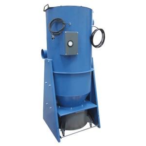 Zyklon-Filteranlage CJF-V (max. 4400 m³/h, 40 kPa)