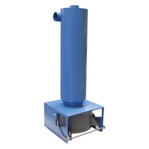 Zyklonabscheider CY, CY-B (550-30.000 m³/h, 5 kPa)